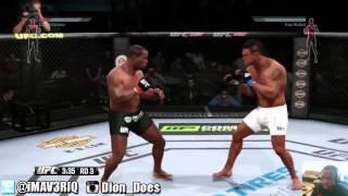 UFC - UFC Rivalry vs Chris #2  | Daniel Cormier vs Vitor Belfort  | UFC FIGHTS 2014
