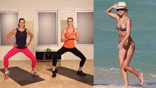 Get Julianne Hough's Sexy Dancer Legs | Leg Workout | Get the Bod
