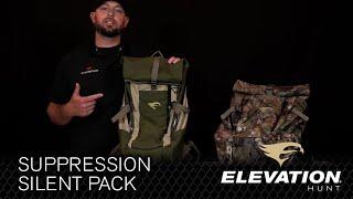 Elevation HUNT - Suppression Silent Pack