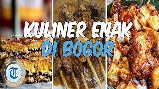 7 Kuliner Enak di Bogor, Coba Martabak Encek yang Legendaris