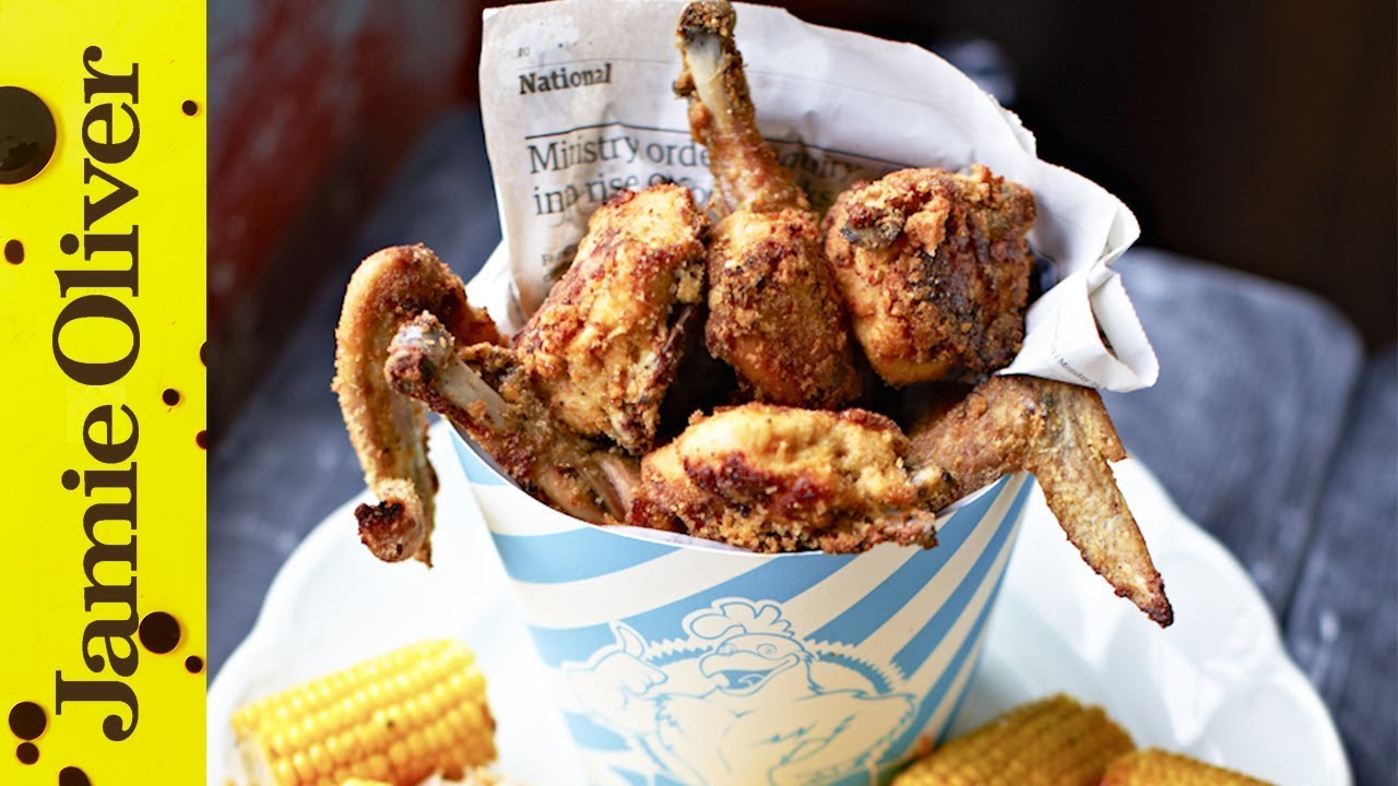 Jamie fried chicken jamie oliver forumfinder Image collections