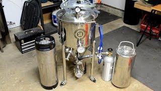 CF10 Spike Conical Unitank Fermenter: A Hands-On Review