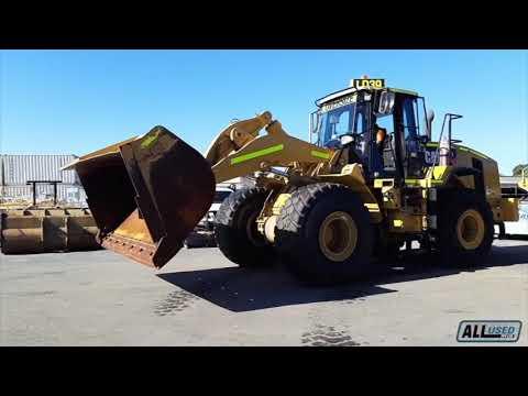 CAT 966H loader
