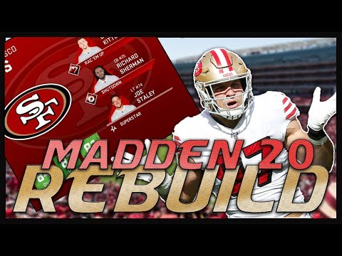 Drafting TWO X-Factors in the Same Draft! | Madden 20 San Francisco 49ers Rebuild
