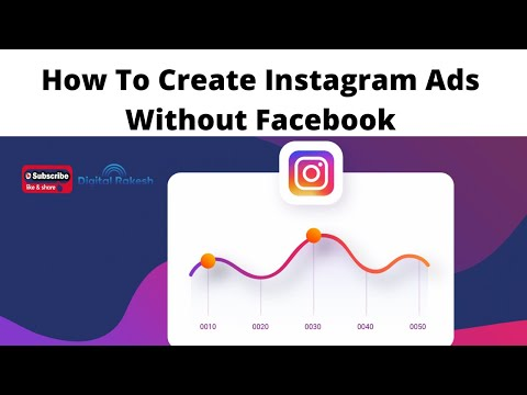 how to create Instagram ads without Facebook