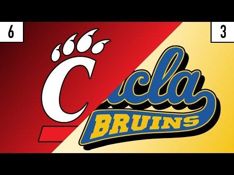 6 Cincinnati vs. 3 UCLA Prediction | Who's Got Next?