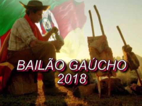 """""""BAILÃO GAÚCHO"""" - 2018"""