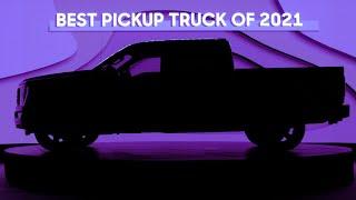 Best Pickup Truck of 2021