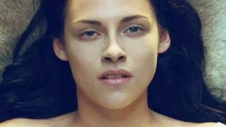 Шарлиз Терон, Snow White and the Huntsman Trailer 2 Official 2012 [1080 HD] Kristen Stewart