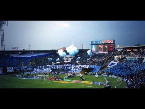 """""""Millonarios FC: Previa Cadc y Blue Rain Vs nacional."""" Barra: Blue Rain • Club: Millonarios"""
