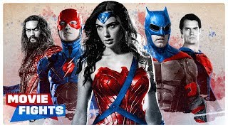 How Should DC Move Justice League Forward? MOVIE FIGHTS