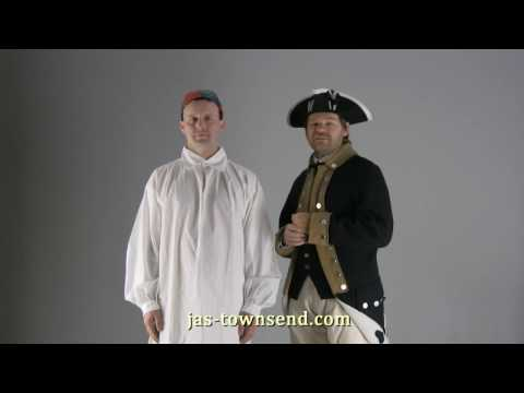 18th Century Work Shirts at Jas. Townsend and Son
