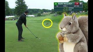 CRAZY Golf Moments (Part 6) (PGA)