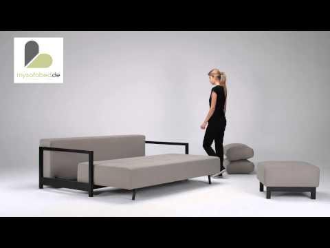 BIFROST DELUXE EXCESS LOUNGER Schlafsofa / Big Sofa von Innovation - mysofabed.de