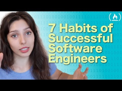 , title : '7 Habits of Successful Software Engineers