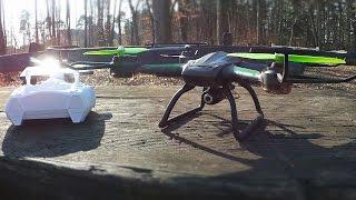 FM108w - Wifi RC Quadcopter / FPV Drohne von FM-Electrics.de // Testbericht & Testflug