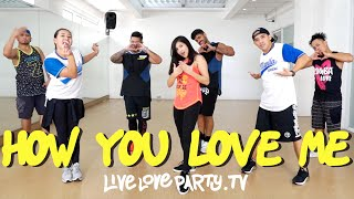 How You Love Me by Hardwell, Connor Maynard & Snoop Dog | Live Love Party™ | Zumba® | Dance Fitness