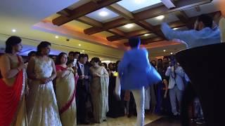 Punjabi Wedding Entrance – Pure Bhangra Style