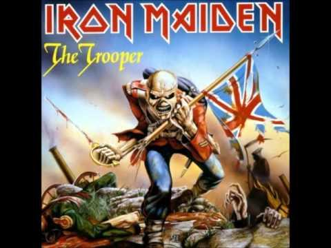 Iron Maiden   -  The Trooper (Instrumental)