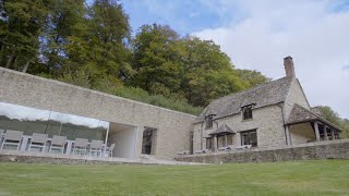 video: Britain's most extraordinary homes: inside designer Richard Found's radical Cotswolds retreat