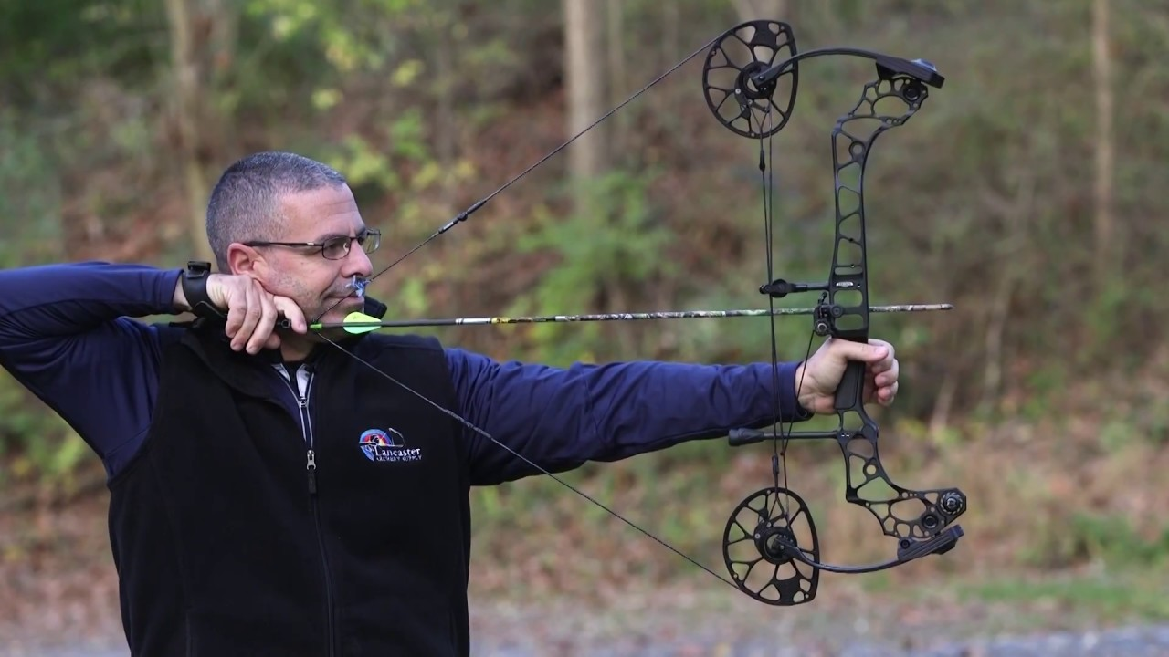 2018 Mathews TRIAX Compound Bow