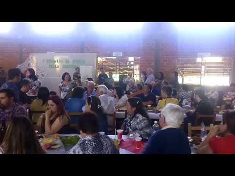 Encontro da Família Della Giustina em Antônio Prado - RS.  06/11/2016.