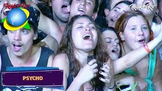 System Of A Down - Psycho LIVE【Rock In Rio 2015 | 60fpsᴴᴰ】