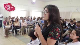 Secretário da Educação se reúne com alunos, professores e educadores de Ribeirão Preto