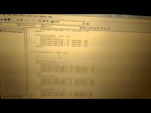 Car Racing Game Source Code In Opengl
