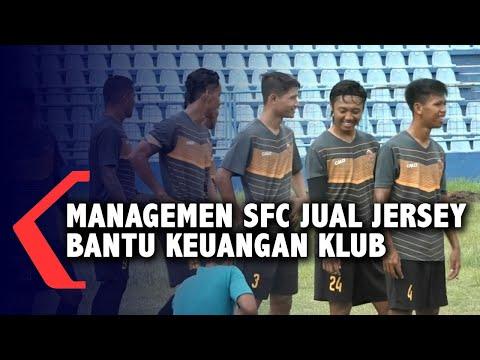 managemen sfc jual jersey bantu keuangan klub