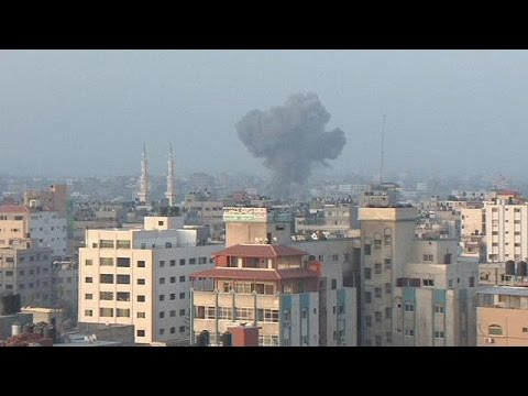 Gaza: Tsahal riposte à un tir de roquette