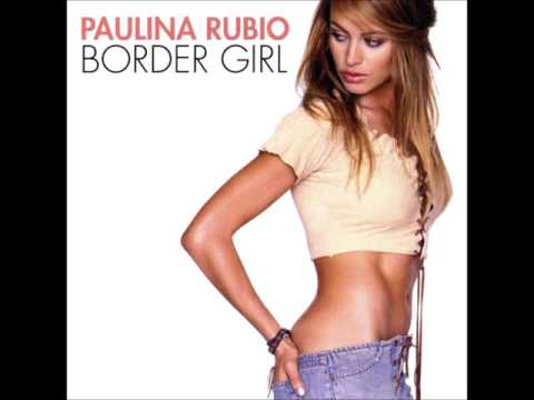 Paulina Rubio - Si Tú Te Vas (Audio HD)