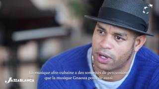 Interview Roberto Fonseca