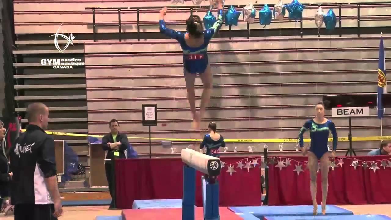 GYMnastics Canada 30-sec Commercial for CBC