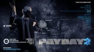 Payday 2 - The Big Bank Speedrun DW ( WR: 1:10 ) Update #34