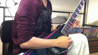 Towards Dead End / Children Of Bodom [guitar cover]