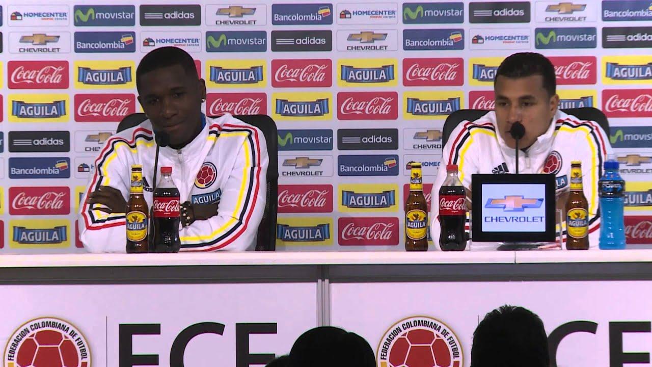Copa América 2015: Murillo: »Formarse joven en Europa es un plus» #CopaAmericaChile2015