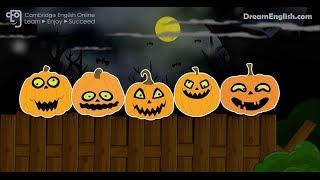 Halloween Songs For Children | 5 Little Pumpkins Numbers and Halloween Song