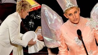 Oscars 2014: Ellen's Best & Worst Moments!
