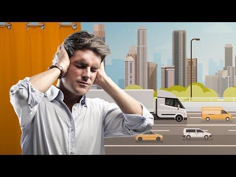 Hilft ein Akustikvorhang gegen Lärm? Im Praxistest: Schallschutz-Vorhänge von HOFA