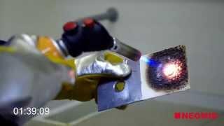 Краска Neomid (Неомид) 010, огнезащитная для металла, 60 кг. от компании Мир Очистителей - видео