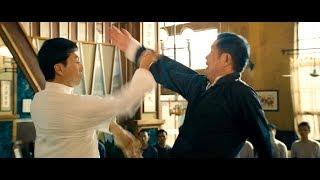 Боевая сцена, Донни Йен против Фунг Харк-Он/Ип ман против Мастер Чжан