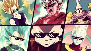 100% TOP 5  MEJORES TURN DOWN FOR WHAT DE DRAGON BALL ,Z, GT SUPER (VIDIO Crak)...