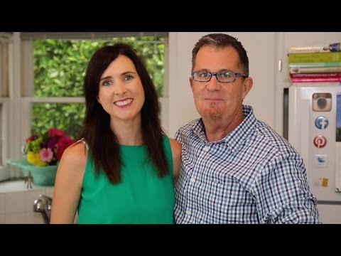 Bold Baking Tips with Peter Walsh The Organizational Guru! – Gemma's Bigger Bolder Baking