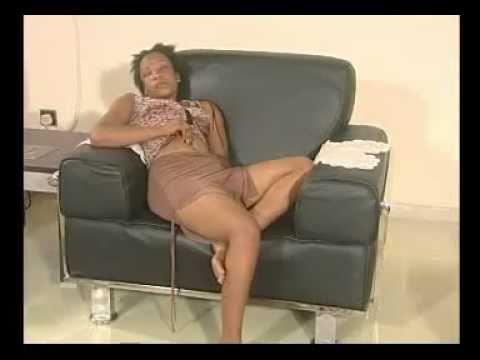 Jim Iyke's Maid In Seductive Act