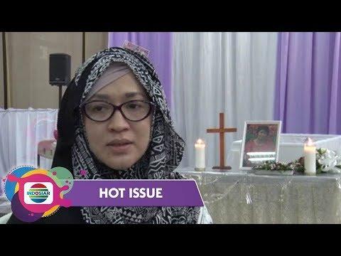 Tangis Haru! Sebelum Wafat, Ibunda OKIE AGUSTINA Sempat Koma Dirumah Sakit - Hot Issue