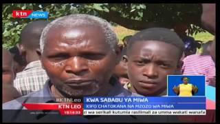 KTN Leo: mvulana wa miaka 15 amuuwa binadamu yake kwa panga eneo la 'Kwa Amos' jijini Nakuru