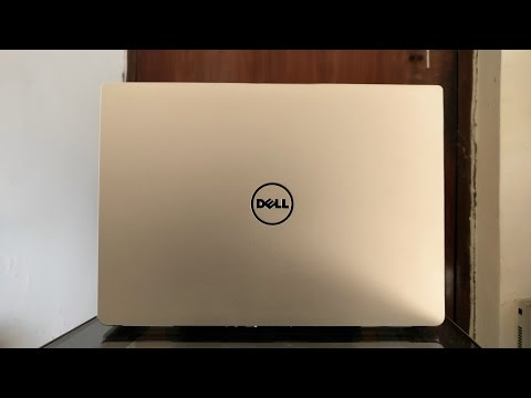 Dell Inspiron 14 7000 Series 7460 Oct 2016 Unboxing Video