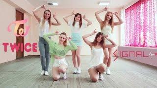 TWICE 트와이스  -  SIGNAL Dance Cover Suavi Sol