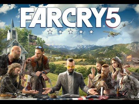 Far Cry 5 XEON E5 2640 + GTX 970 ( Ultra Graphics ) ТЕСТ